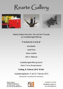 Farbenzeichen -  Rearte Gallery