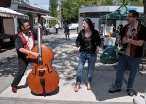 Wiener Märkte im Zeichen der Musik 2013 - Meidlinger Markt am 10. Mai 2013