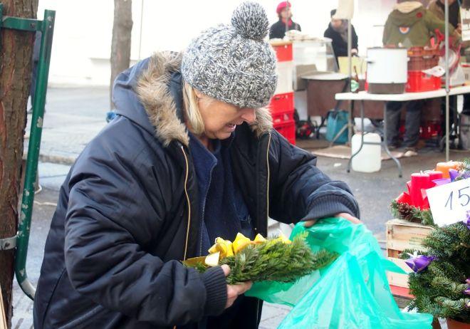 Meidlinger Markt - 21.12.2013