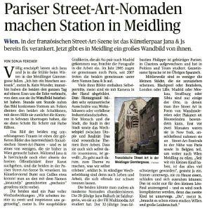 Pressespiegel die Presse 16.6.2014, Seite 18