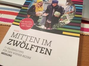 """Buch: """"Mitten Zwölften - 77 Erlebnistipps für den Wiener Bezirk, Seite 79"""