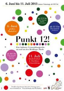 Punkt 12!-Plakat