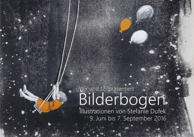 """Projekt """"Bilderbogen"""" – Illustrationen von StefanieDufek"""