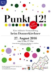 Reiseziel 3:  Punkt 12! beim Donnerskirchner - 27.08.2016