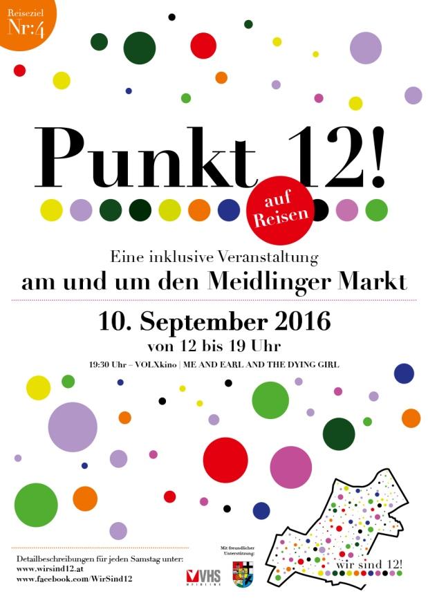 Reiseziel 4 – Punkt 12! auf Reisen…am MeidlingerMarkt