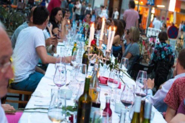 Langer Tisch am Migazziplatz, Freitag, 31.08.2018, ab 17:00Uhr